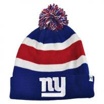 New York Giants NFL Breakaway Knit Beanie Hat