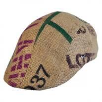 Havana Coffee Works Jute Duckbill Ivy Cap