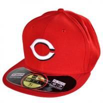 Cincinnati Reds MLB Home 59Fifty Fitted Baseball Cap