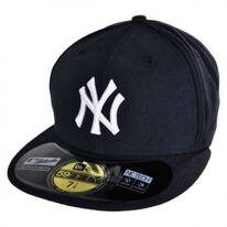 New York Yankees MLB Game 59Fifty Fitted Baseball Cap