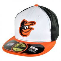 Baltimore Orioles MLB Home 59Fifty Fitted Baseball Cap