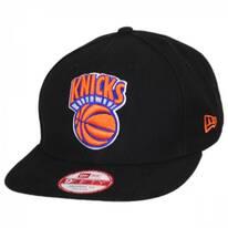 New York Knicks NBA Hardwood Classics 9Fifty Snapback Baseball Cap