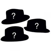 FOURdora - Four Fedora Hat Assortment