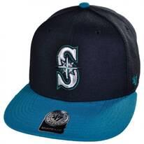 Seattle Mariners MLB Sure Shot Snapback Baseball cap