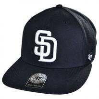 San Diego Padres MLB Sure Shot Snapback Baseball Cap