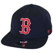 Boston Red Sox MLB Alternate Sure Shot Snapback Baseball Cap
