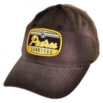 San Diego Padres MLB Rebound Strapback Baseball Cap Dad Hat