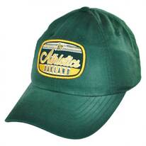 Oakland Athletics MLB Rebound Strapback Baseball Cap Dad Hat