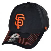 San Francisco Giants MLB GT Closer Fitted Baseball Cap