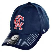 Los Angeles Angels of Anaheim MLB GT Closer Fitted Baseball Cap
