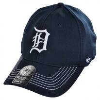Detroit Tigers MLB GT Closer Fitted Baseball Cap