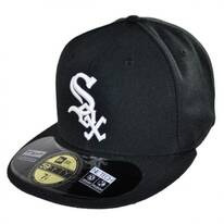 Chicago White Sox MLB Game 59Fifty Fitted Baseball Cap