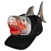 Sharknado Snapback Baseball Cap