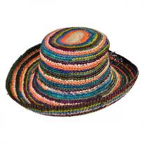 La Playa Raffia Straw Sun Hat
