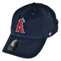 Los Angeles Angels of Anaheim MLB Home Clean Up Strapback Baseball Cap Dad Hat