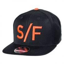 San Francisco Giants MLB Divided Snapback Baseball Cap
