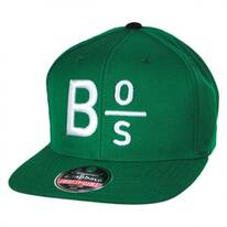 Boston Celtics NBA Divided Snapback Baseball Cap