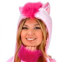 My Little Pony Pinkie Pie Hoodie Hat