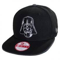 Star Wars Darth Vader 9Fifty Hero Sandwich Snapback Baseball Cap
