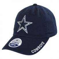 Dallas Cowboys NFL Slouch Strapback Baseball Cap Dad Hat