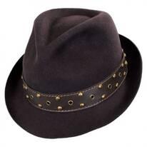 Roadster Wool Felt Fedora Hat