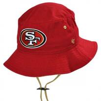 San Francisco 49ers NFL Kirby Bucket Hat