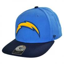 Los Angeles Chargers NFL Sure Shot Strapback Baseball Cap