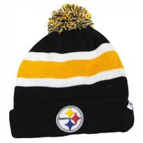 Pittsburgh Steelers NFL Breakaway Knit Beanie Hat