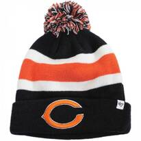 Chicago Bears NFL Breakaway Knit Beanie Hat