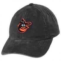 Baltimore Orioles MLB Raglan Strapback Baseball Cap Dad Hat