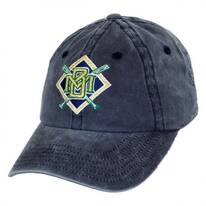 Milwaukee Brewers MLB Raglan Strapback Baseball Cap Dad Hat