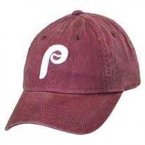 Philadelphia Phillies MLB Raglan Strapback Baseball Cap Dad Hat