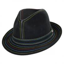 Nirvana Wool Felt Fedora Hat