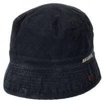 Reversible Buckley Cotton Bucket Hat