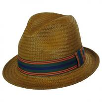 Ono Toyo Straw Stingy Brim Fedora Hat