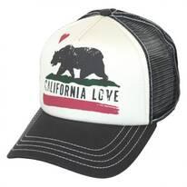 California Love Trucker Snapback Baseball Cap