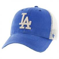 Los Angeles Dodgers MLB Rockford Mesh Fitted Baseball Cap