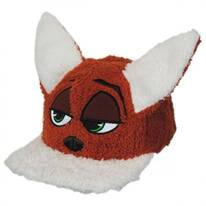 Zootopia Nick Wilde Adjustable Baseball Cap with Ears