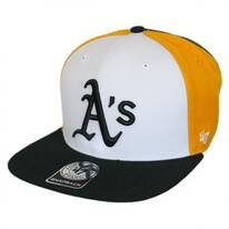 Oakland Athletics MLB Amble Snapback Baseball Cap
