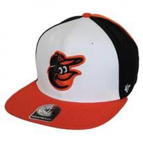 Baltimore Orioles MLB Amble Snapback Baseball Cap