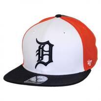 Detroit Tigers MLB Amble Snapback Baseball Cap