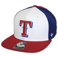 Texas Rangers MLB Amble Snapback Baseball Cap