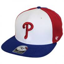 Philadelphia Phillies MLB Amble Snapback Baseball Cap