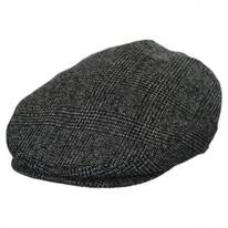 Grimpen Glen Plaid Italian Wool Ivy Cap