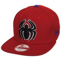Marvel Comics Spiderman Sidecrest 9Fifty Snapback Baseball Cap