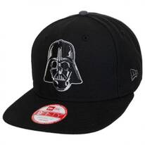 Star Wars Darth Vader Sidecrest 9Fifty Snapback Baseball Cap