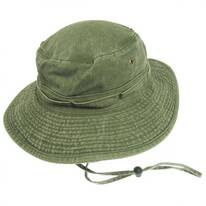 VHS Cotton Booney Hat - Olive