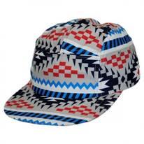 Kids' Camper Fabric Snapback Baseball Cap