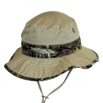Infinity Camo Cotton Bucket Hat