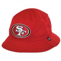 San Francisco 49ers NFL Backboard Bucket Hat